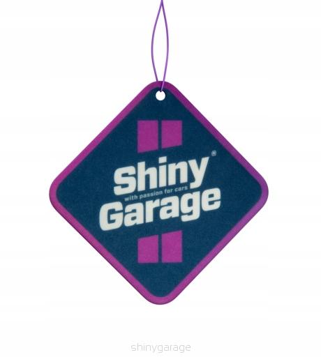 Shiny Garage Square Air zapach Jagody Zimą