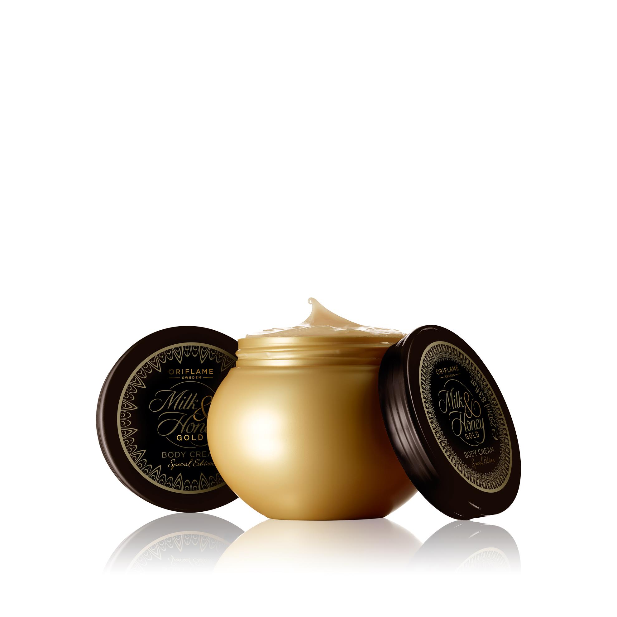 Krem do ciała Milk & Honey Gold Oriflame