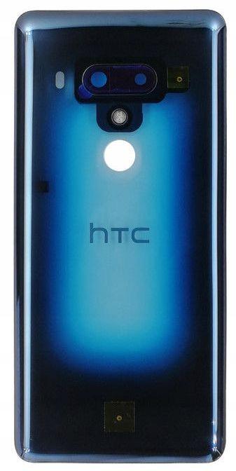 HTC U12+ KLAPKA PANEL BATERII TYLNY OBUDOWA BLUE