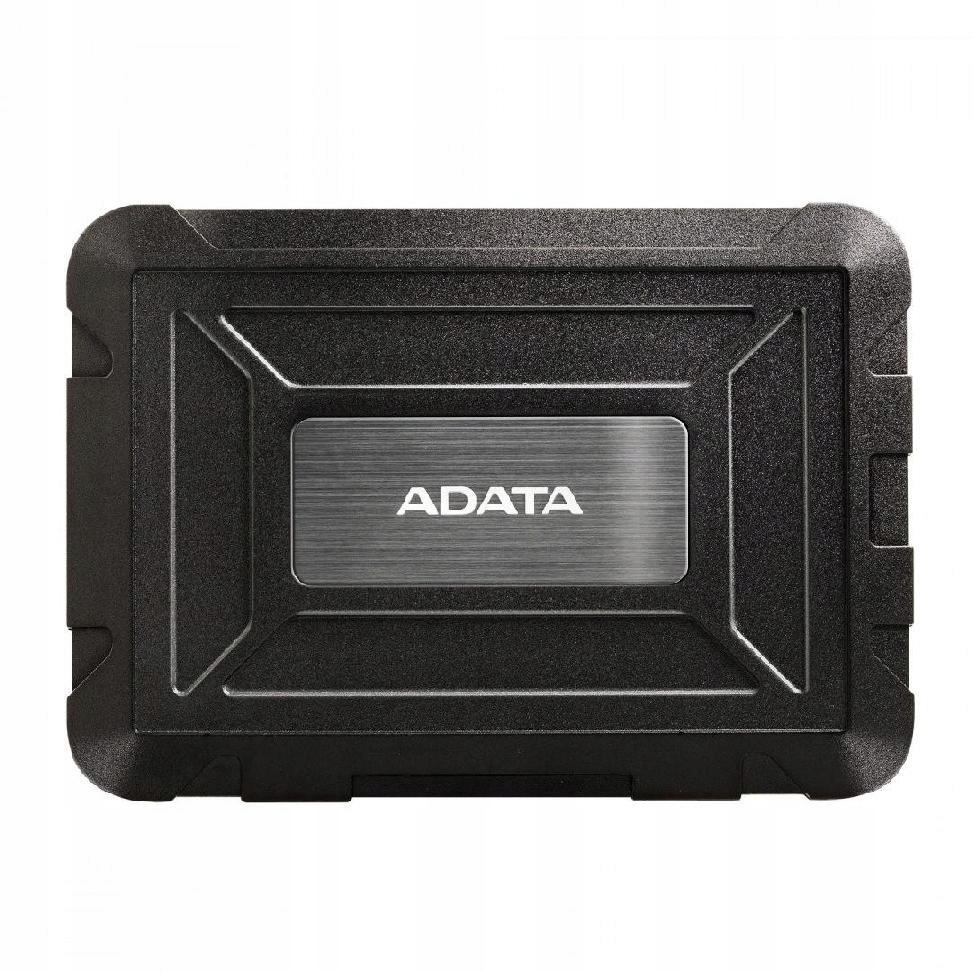 Obudowa zewnętrzna dysku HDD/SSD ADATA ED600