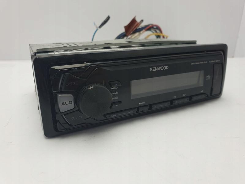 RADIO SAMOCHODOWE KENWOOD KMM-101AY