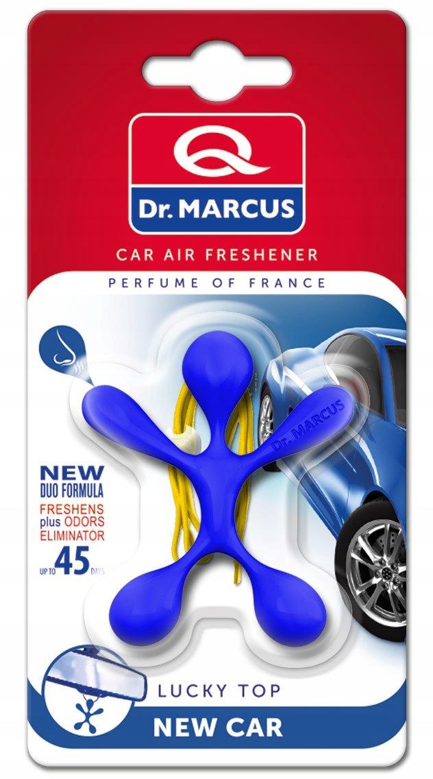 Dr. Marcus Lucky Top New Car ludzik zapachowy