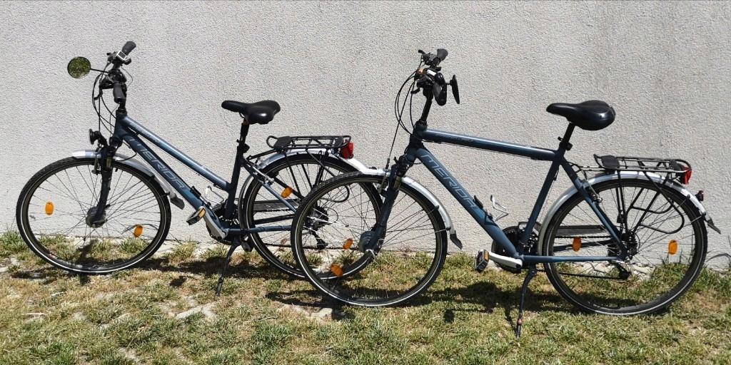 komplet rowerów Merida Freeway 9500 model 2014