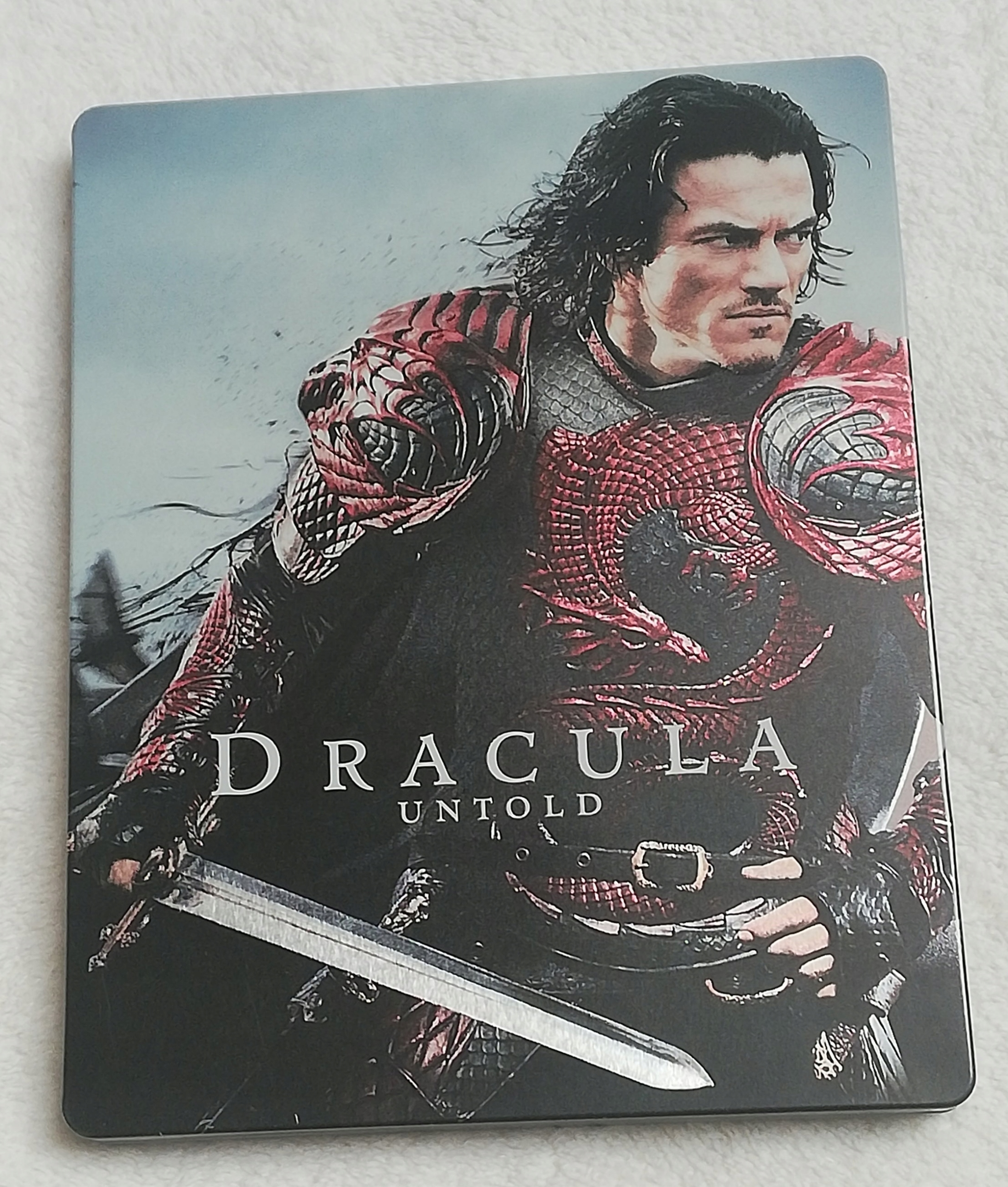 DRACULA - HISTORIA NIEZNANA [BLU-RAY] STEELBOOK