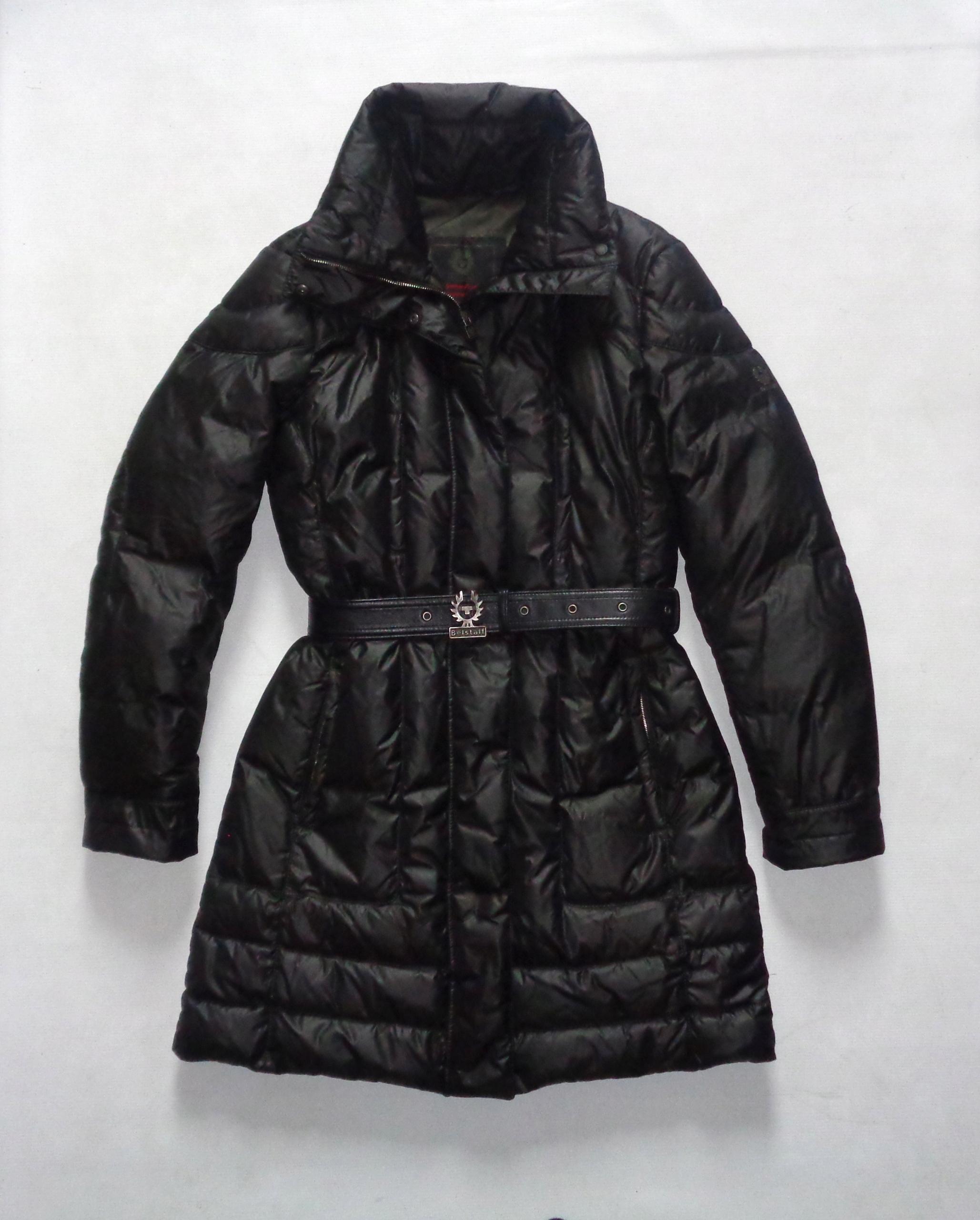 BELSTAFF włoski płaszcz puchowy kurtka damska - L