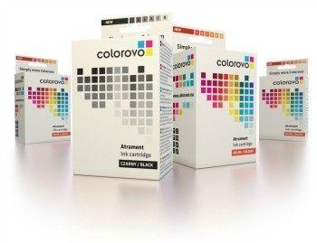 Zestaw COLOROVO 611-BK+612-C+613-M+614-Y Epson T06