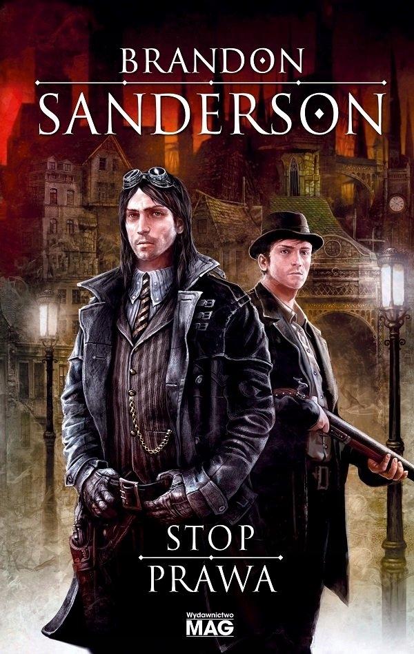 Stop prawa Brandon Sanderson