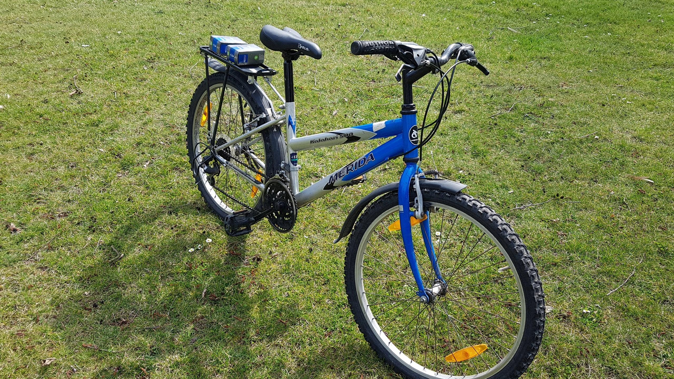 Marida Kalahari 500 rower dla dzieci