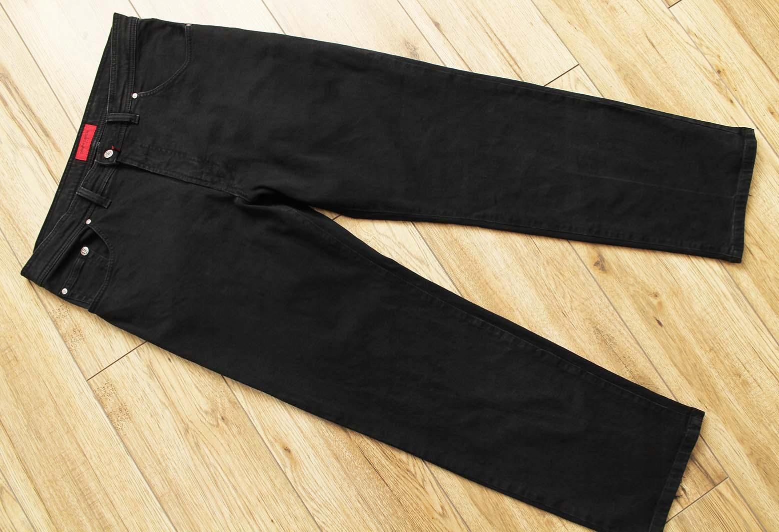 PIERRE CARDIN duże męskie jeansy pas ok 98-100