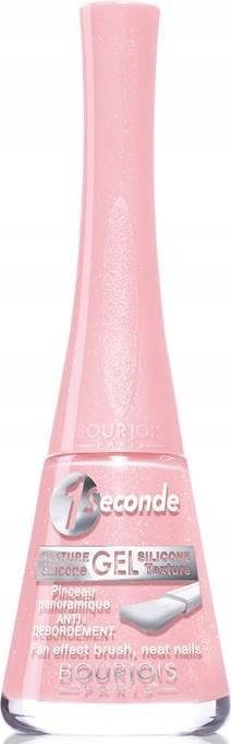 BOURJOIS 1SECONDE GEL LAKIER 02 Rose delicat 9ml