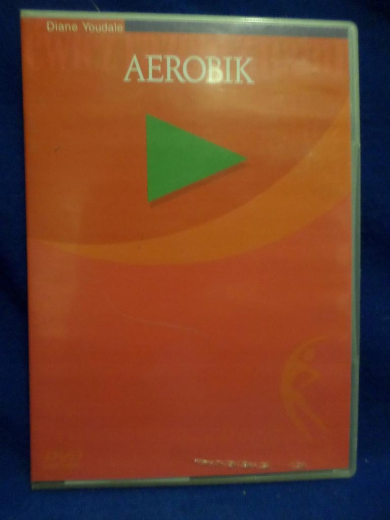 Diana Youdale Aerobic DVD Ćwicz razem z nami