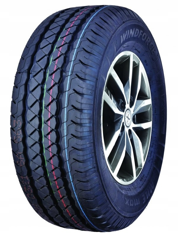 WINDFORCE 205/80R14C MILE MAX 109/107R TL #E WI875