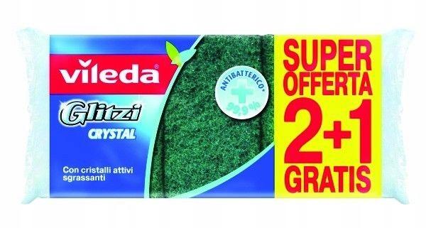 Vileda Glitzi cristal 2+1 zmywak