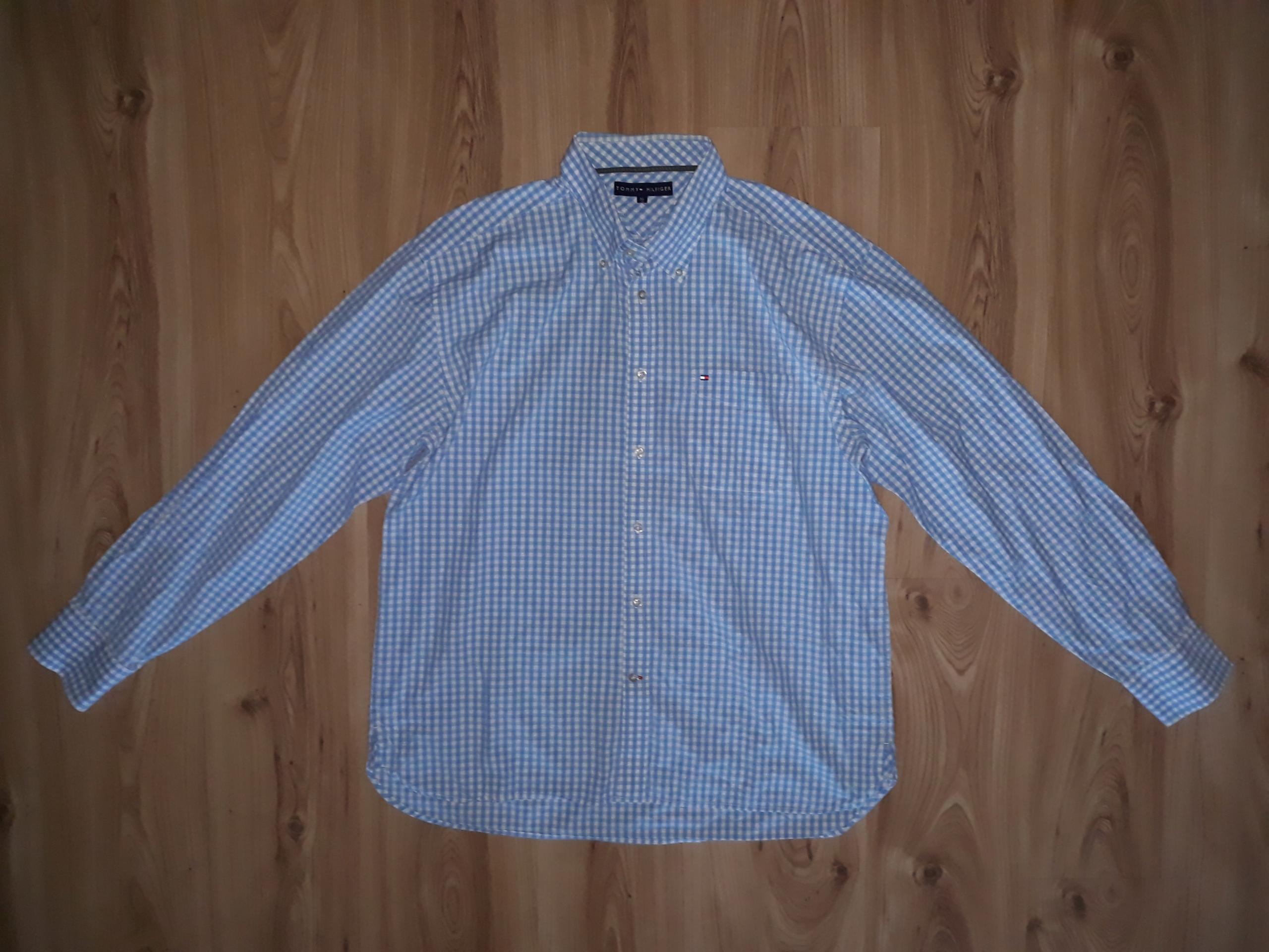 Koszula męska XL Tommy Hilfiger elegancka USA
