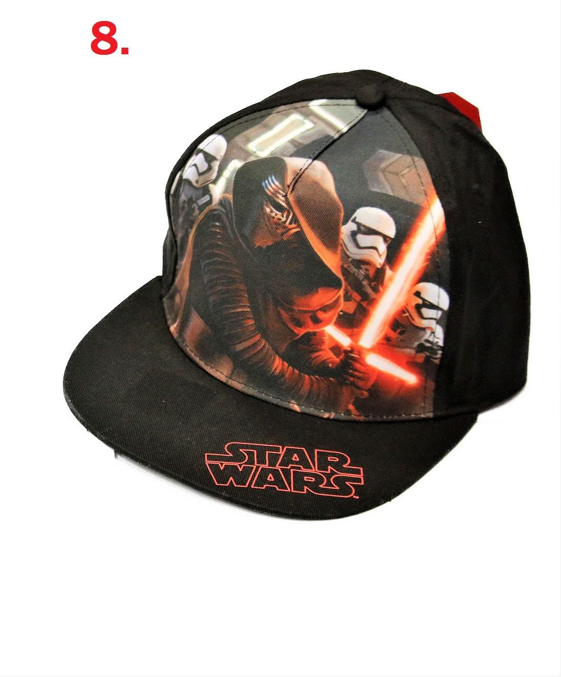 Star Wars czapka z daszkiem 56 cm DISNEY HIP HOP