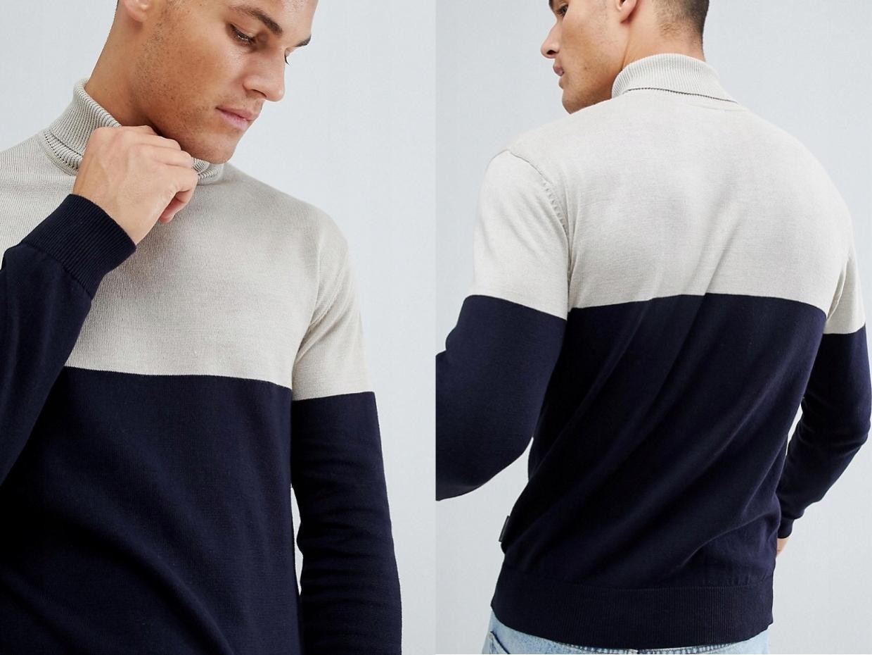 Bawełniany Sweter French Connection XS
