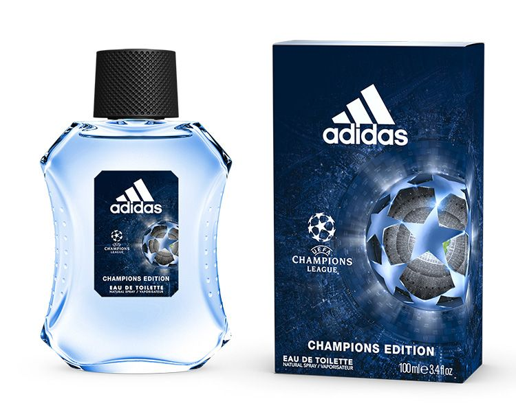 ADIDAS UEFA CHAMPIONS LEAGUE WODA TOALETOWA 100ML