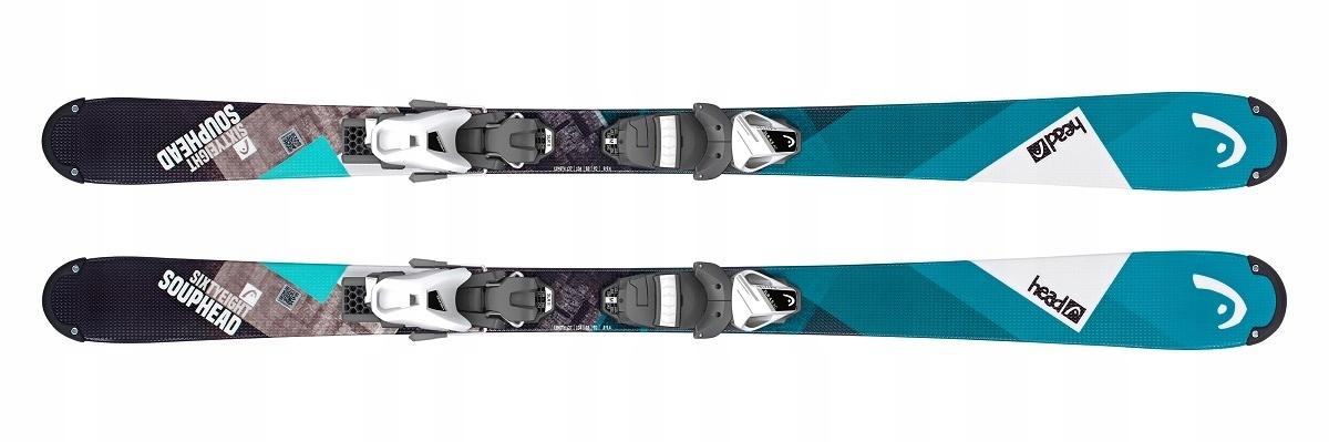Narty zjazdowe Head Souphead SLR II 87 SLR 4.5 AC