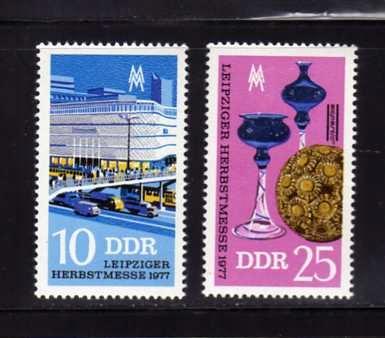 DDR - 2250-51 ** 1977 r