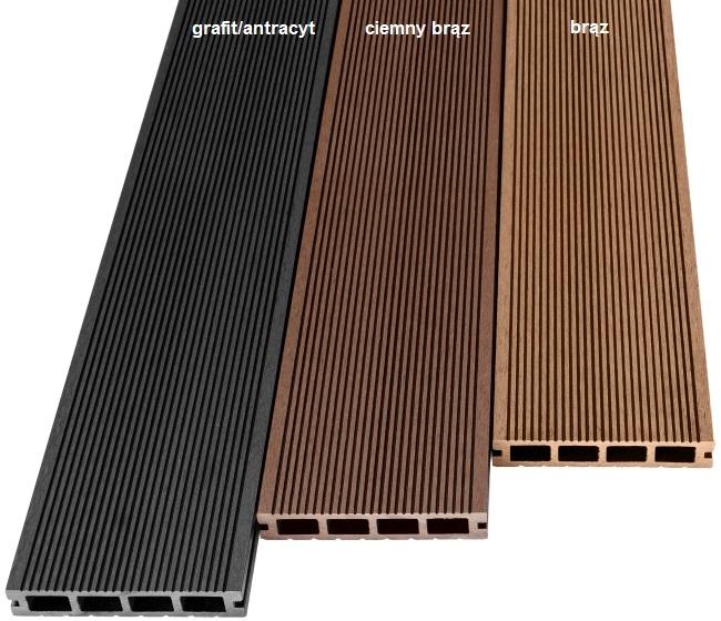 Deski Kompozytowe 3 Kolory Aż 5 Długości 6581945552