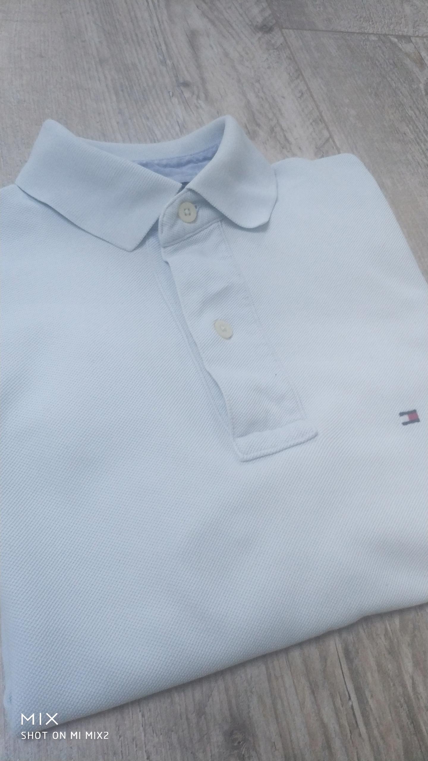 Koszulka Polo Tommy Hilfiger ORGINALNE Rozmiar S