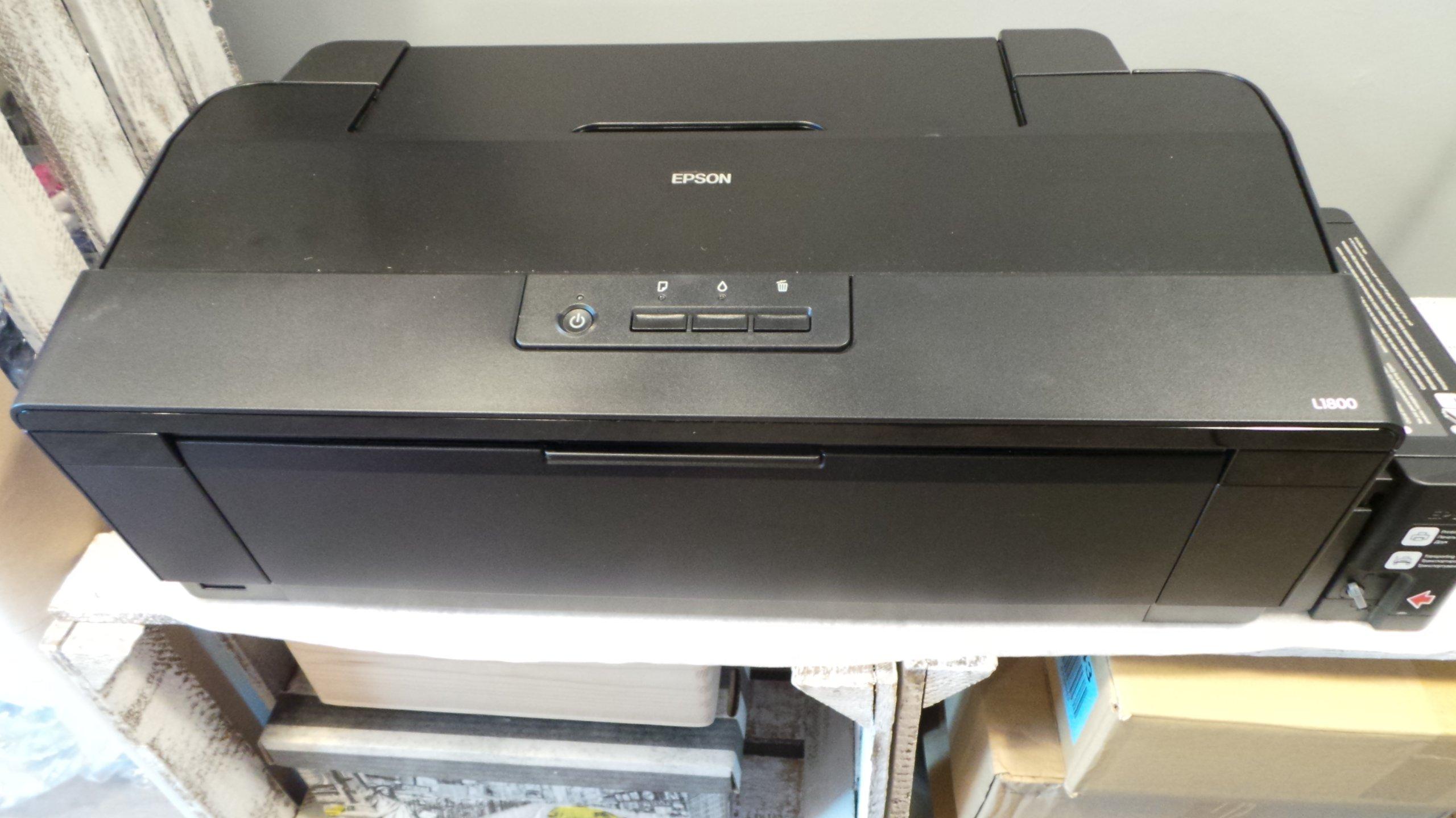 Drukarka Epson L1800 7221400272 Oficjalne Archiwum Allegro Printer
