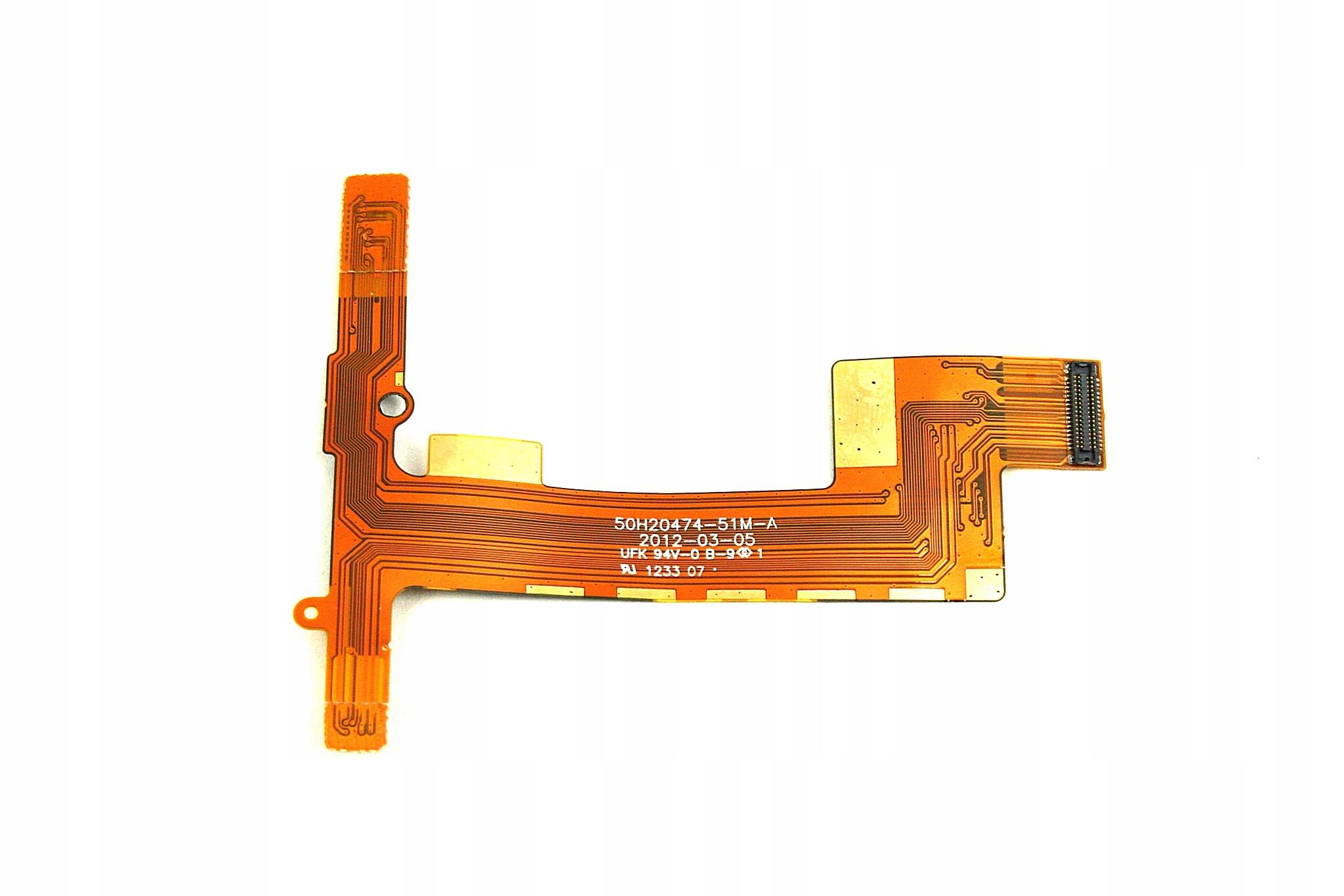 TAŚMA FLEX LCD WYŚWIETLACZA DO HTC DESIRE VC T328D