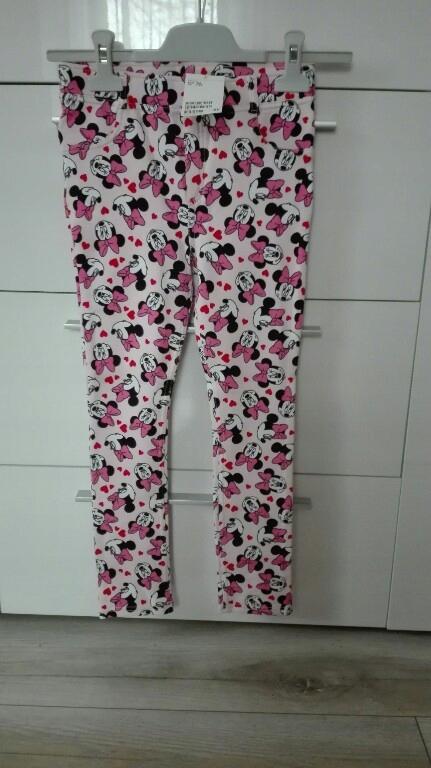 Tregginsy_H&M Myszka Minnie roz. 134