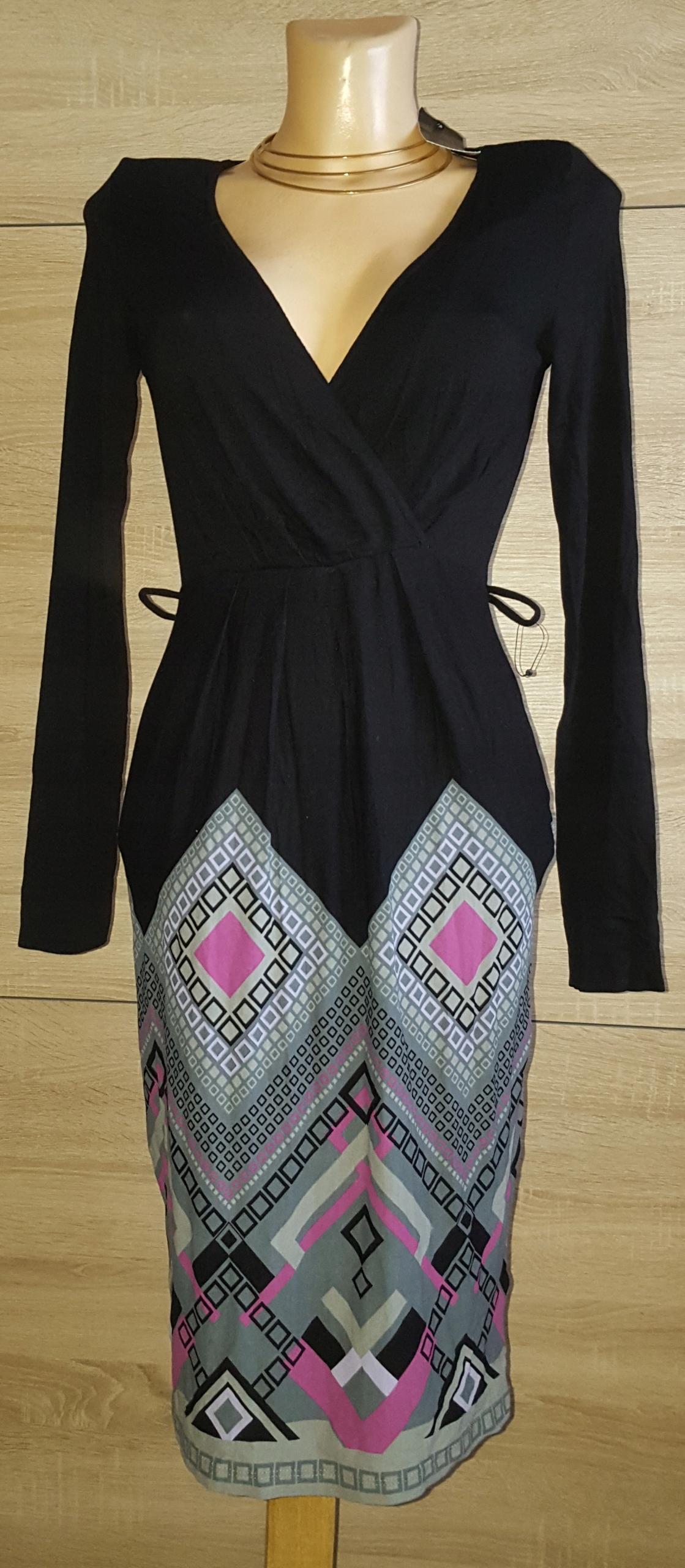 Sukienka damska nowa NEXT rozmiar 34.