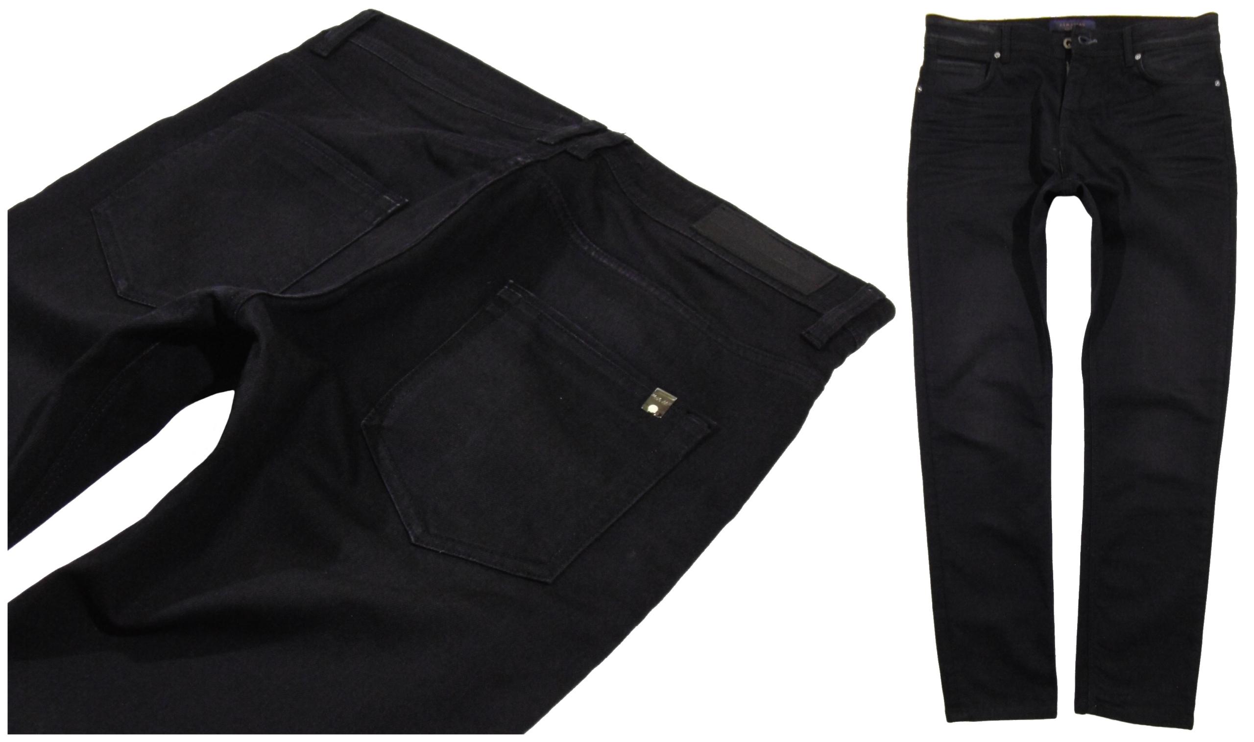 Spodnie Jeans _ ZARA MAN SLIM _ 34/32 _ Pas 90
