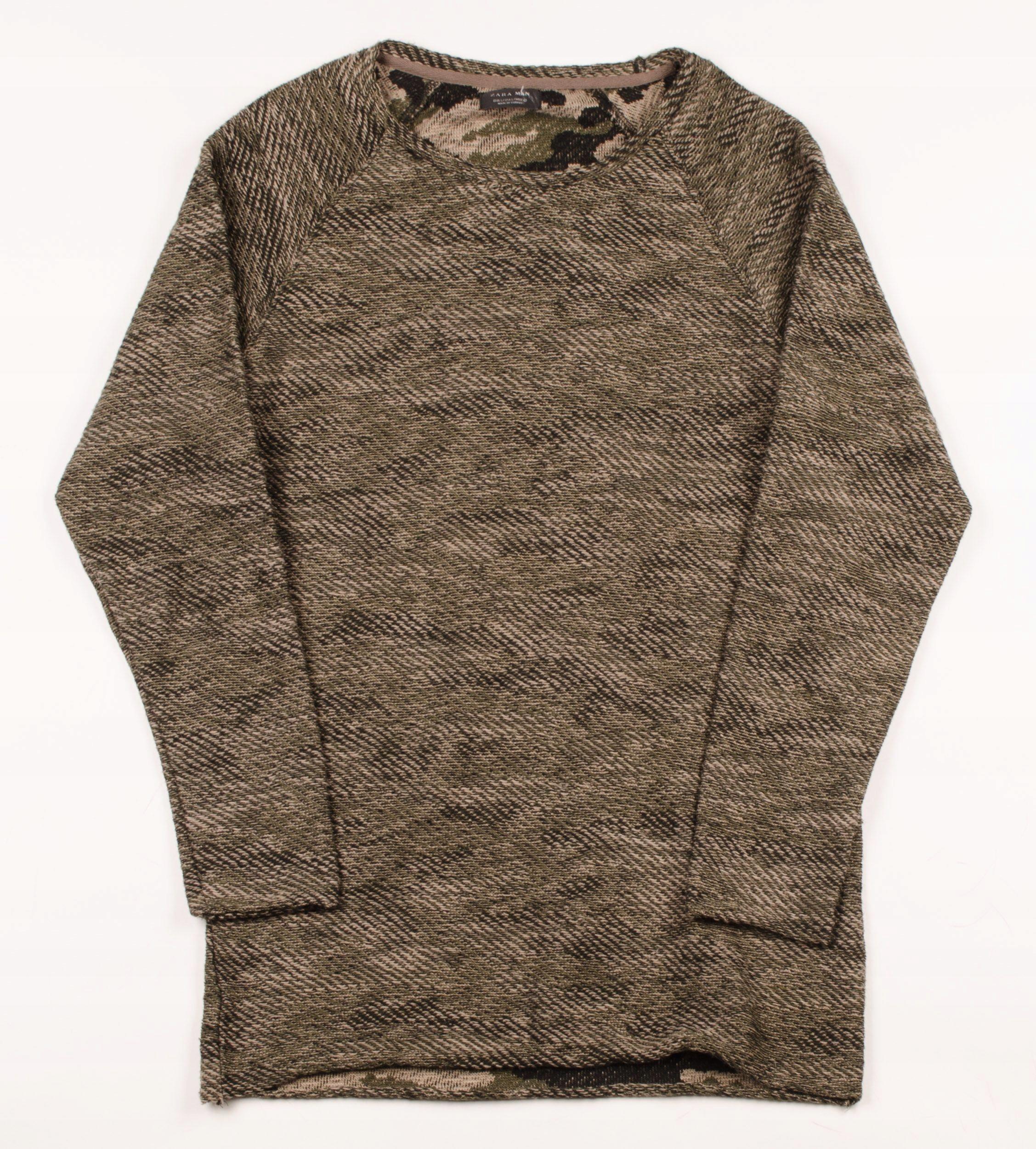 28370 Zara Sweter Męski L