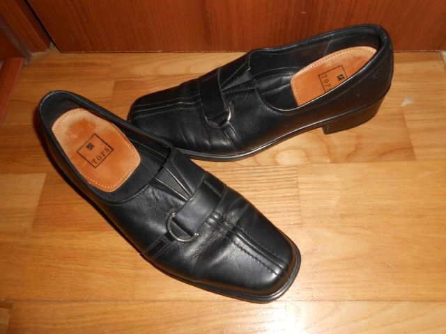 ECCO buty skórzane,damskie,41/26,5 cm