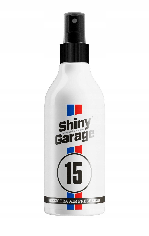 Shiny Garage Air Freshener Green Tea 250ml