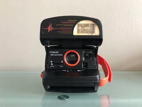 Polaroid 600 Extreme aparat natychmiastowy