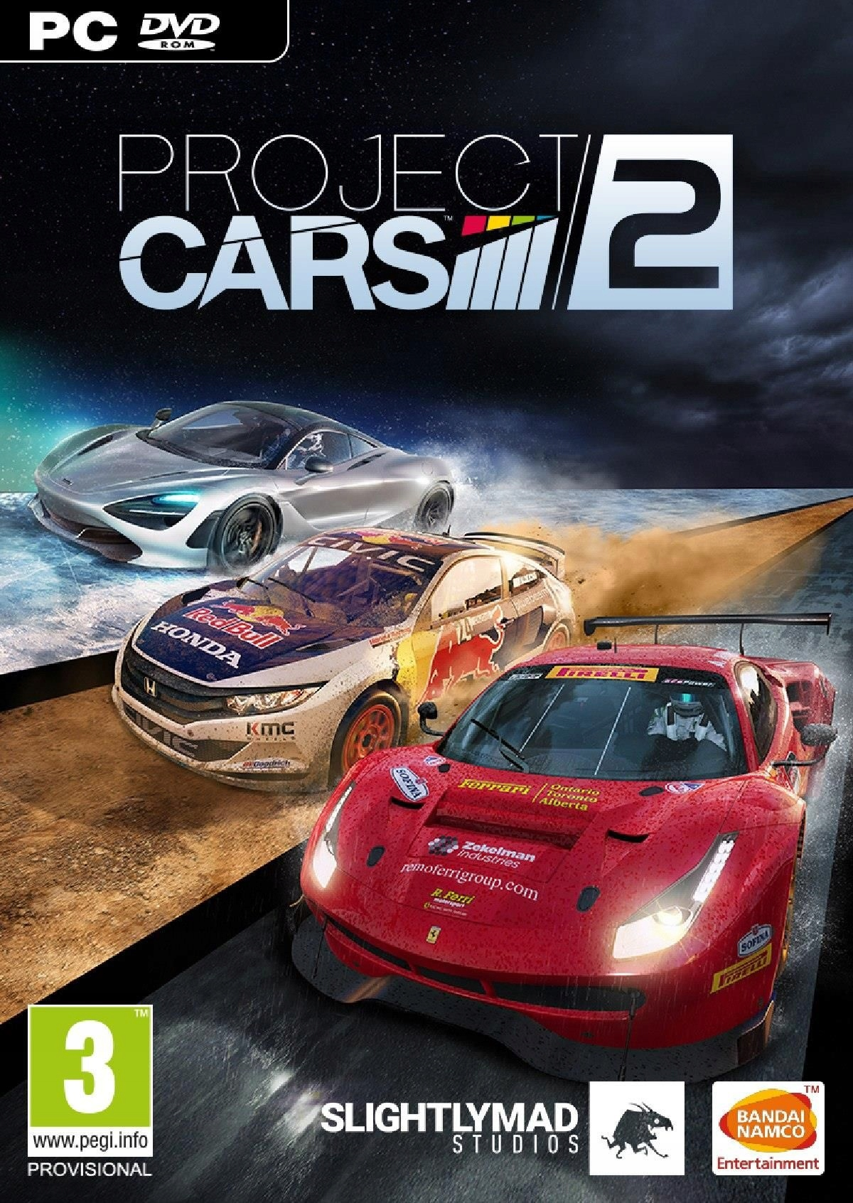 PC- Project CARS 2 - Klucz Steam
