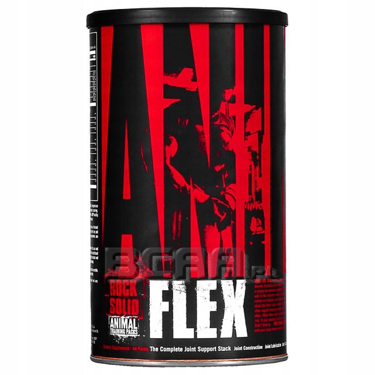 Universal Animal Flex 44 saszetek mocne stawy.