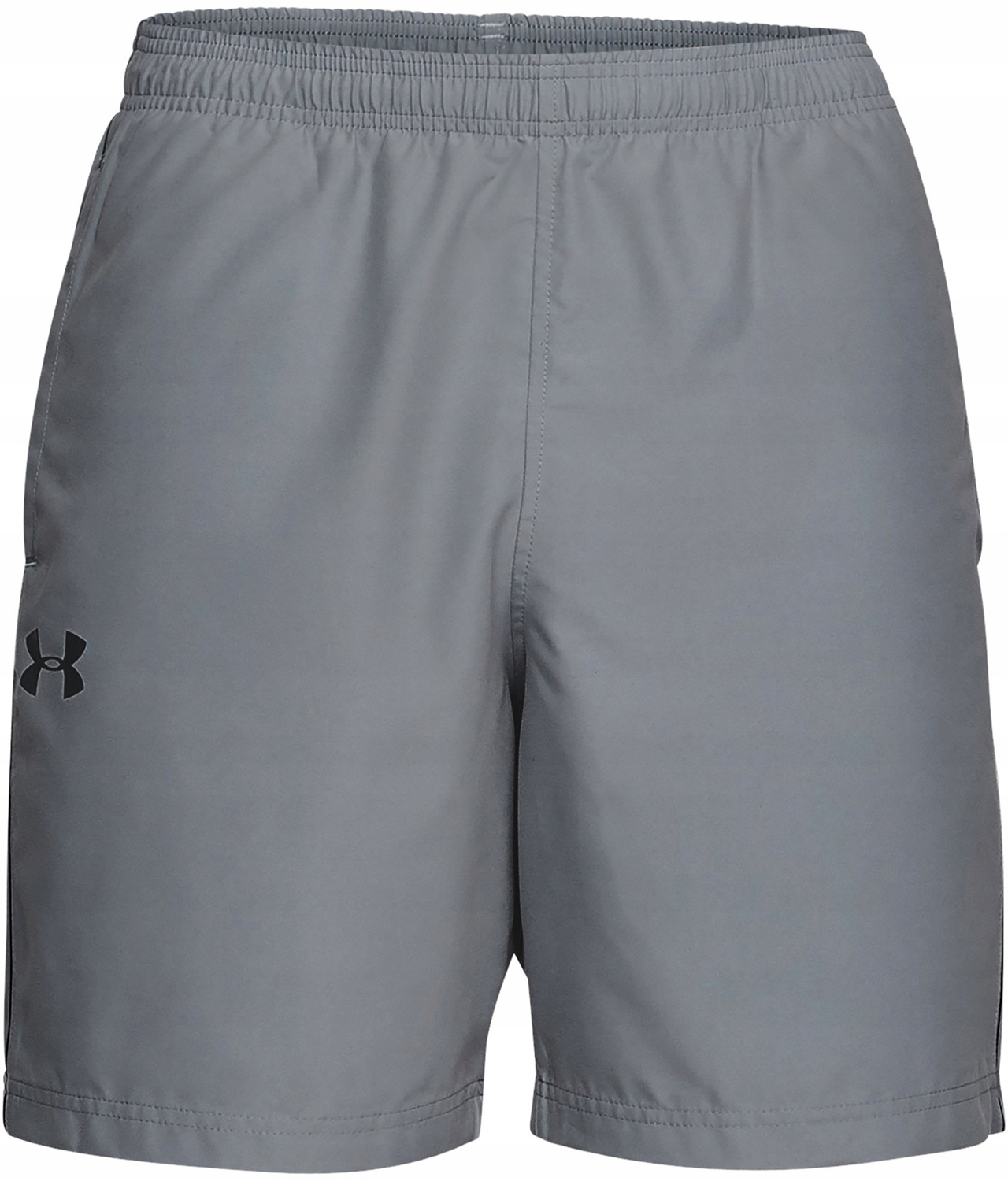 Spodenki Under Armour Woven Graphic Short Grey # L