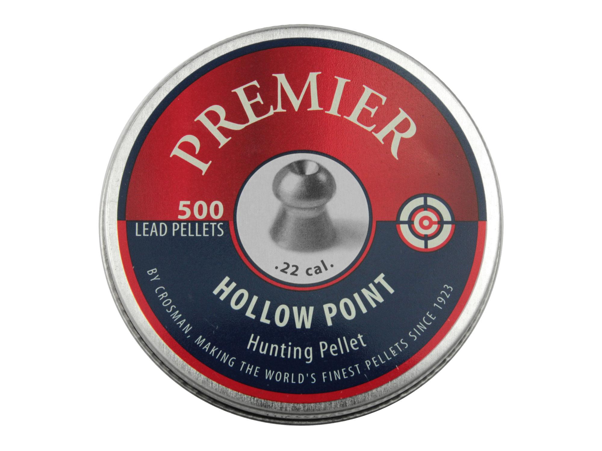 Śrut Crosman Diabolo Premier Hollow Point 5,5 mm 5