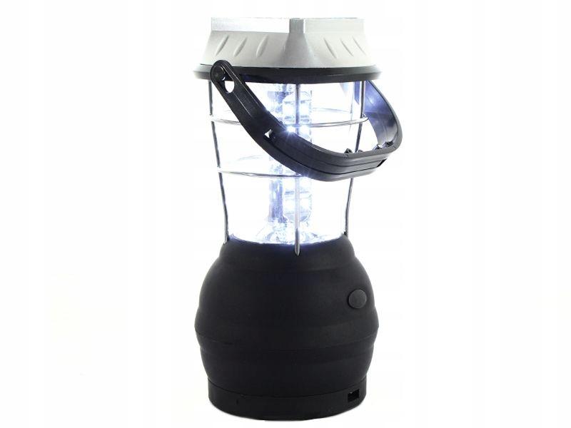 Lampa Led Solarna Do Altany Ogrodu Na Działkę