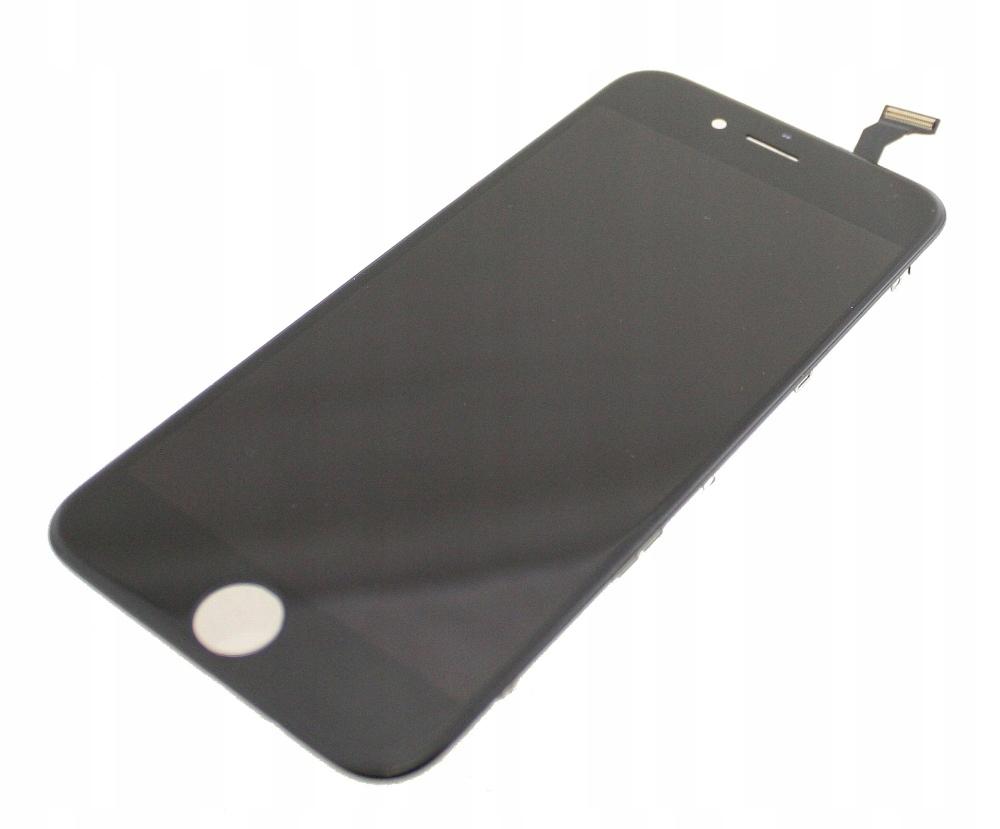 Oryginalny Wyświetlacz iPhone 6 CZARNY FVAT23%