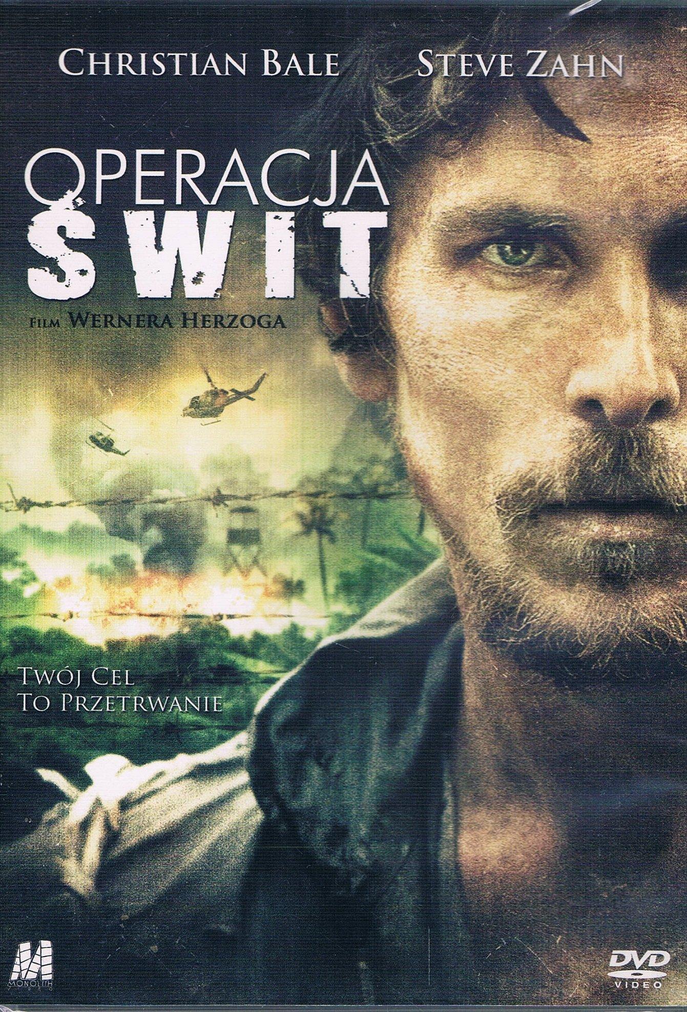 OPERACJA ŚWIT [DVD] CHRISTIAN BALE