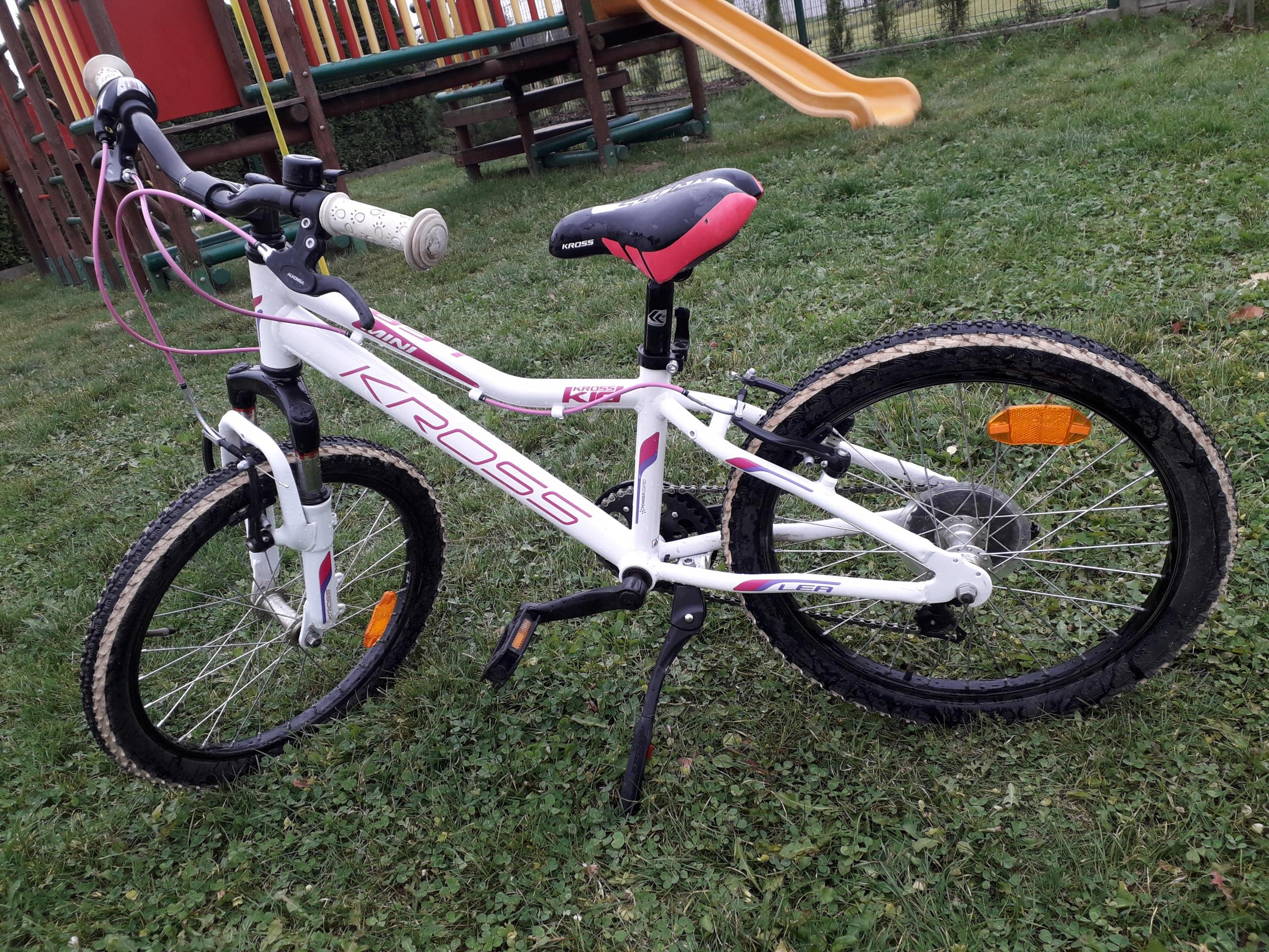 Rower dziecięcy Kross Lea Mini