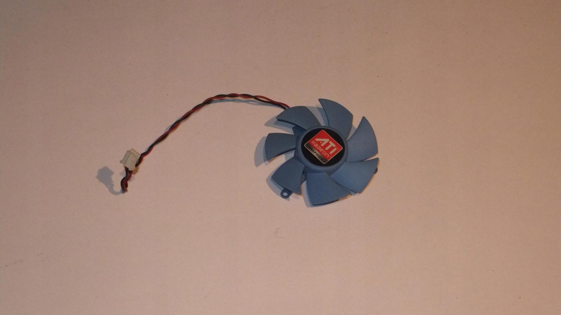 WENTYLATOR AMD NVIDIA 47mm 2PIN