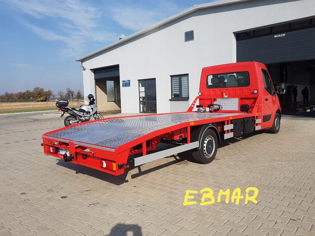 Autolaweta Zabudowa Najazd Produkcja Ebmar 7626679808 Oficjalne