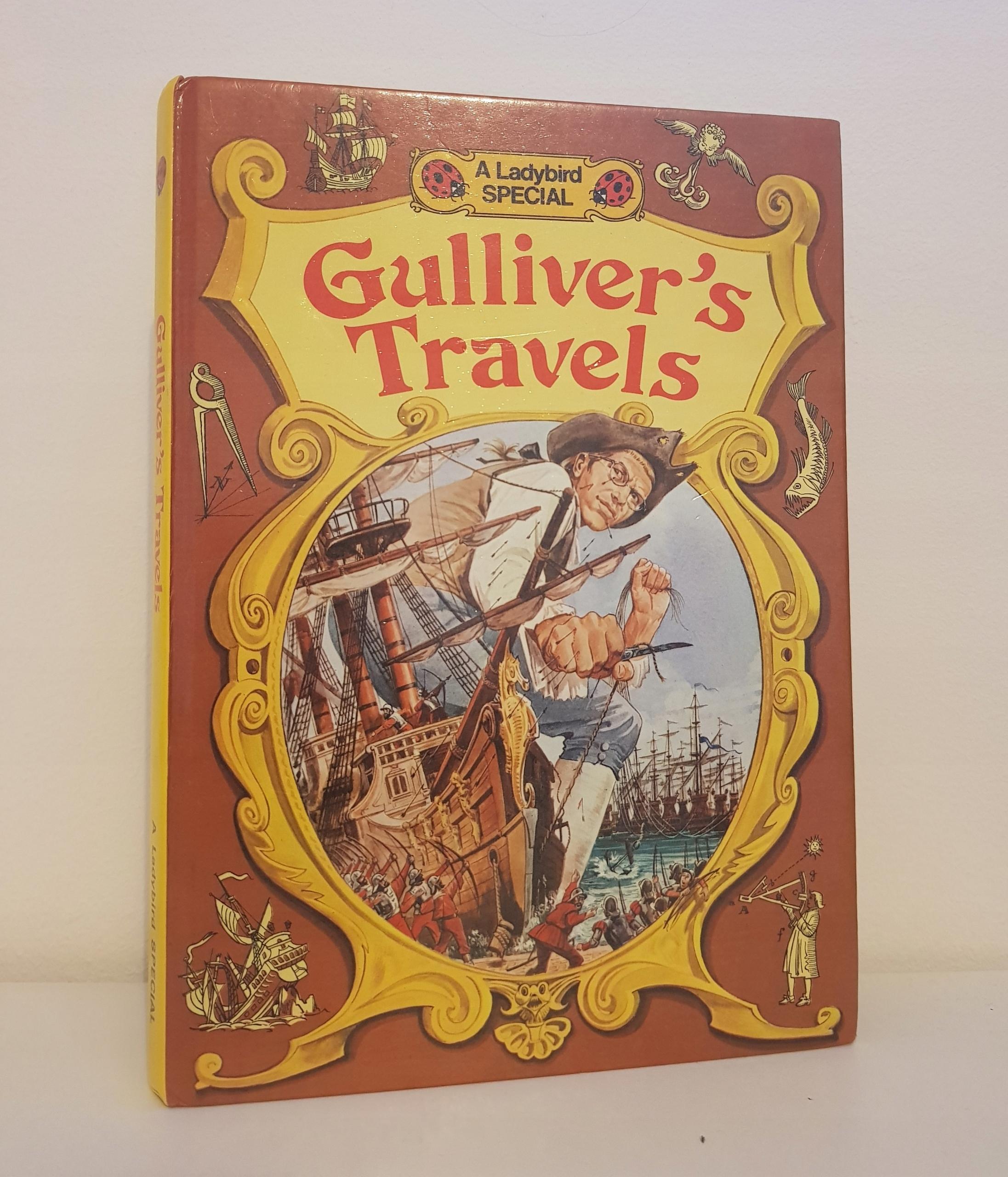 """Gulliver's Travels"" Jonathan Swift"