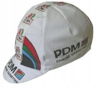 Czapeczka Profi PDM biała