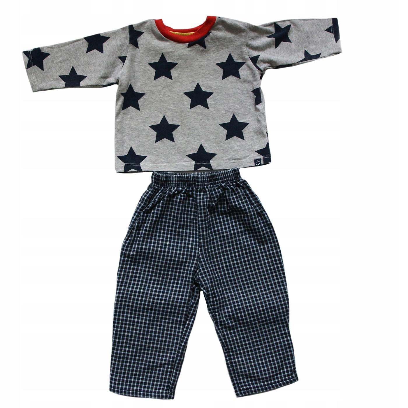 M&S Mothercare bluzka + spodnie 3-6 mc 68 cm