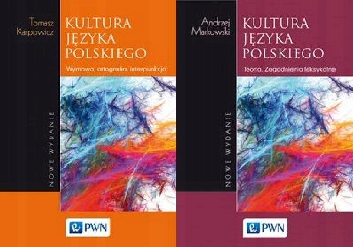 Kultura języka polskiego Wymowa + Teoria