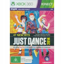 SLAWOJ7 XBOX 360 JUST DANCE 2014