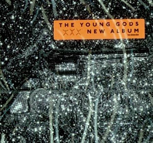 YOUNG GODS Super Ready Fragmente INDUSTRIAL Folia